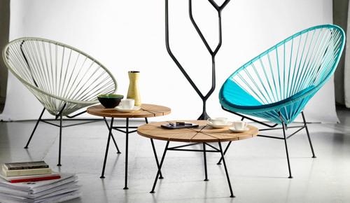 dr le de fauteuil mexicain le fauteuil acapulco reservoir blog. Black Bedroom Furniture Sets. Home Design Ideas